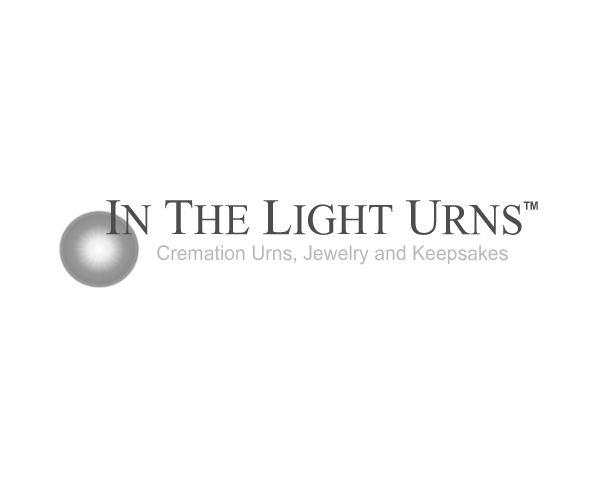 UFO Cremation Pendant Urn
