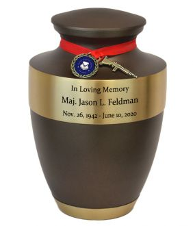 Air Force Corps At Peace Cremation Urn
