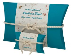 Coral Beach Peaceful Pillow® Water Urn