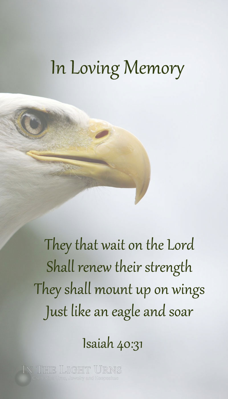 Eagle Isaiah 40:31