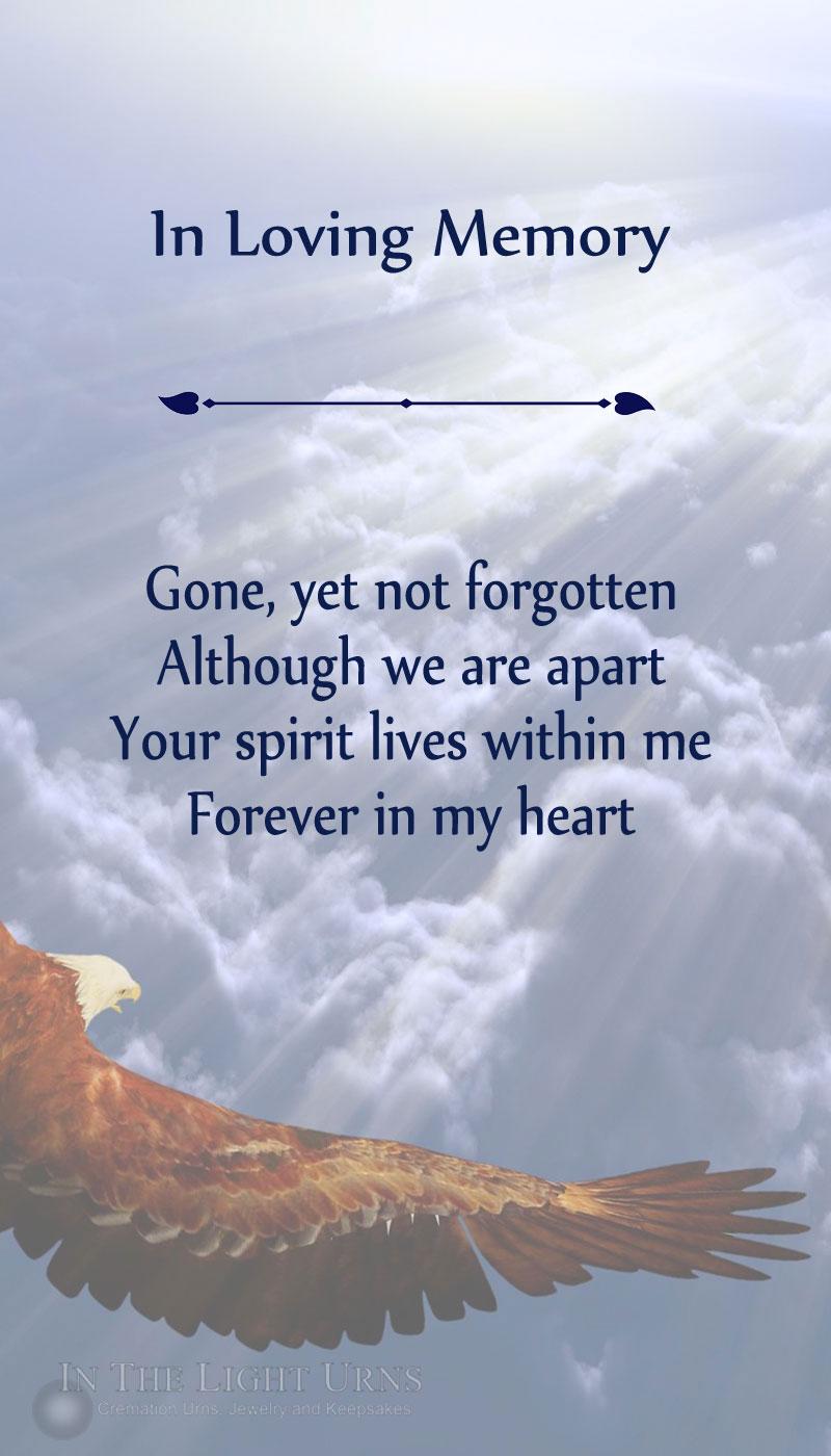 Eagle Gone Yet Not Forgotten