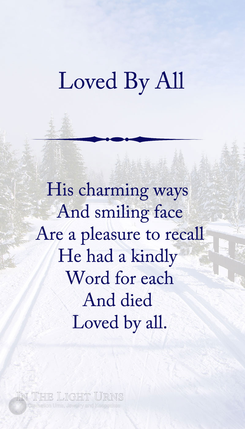 Country Winter Road Loved By All Afterglow Poem