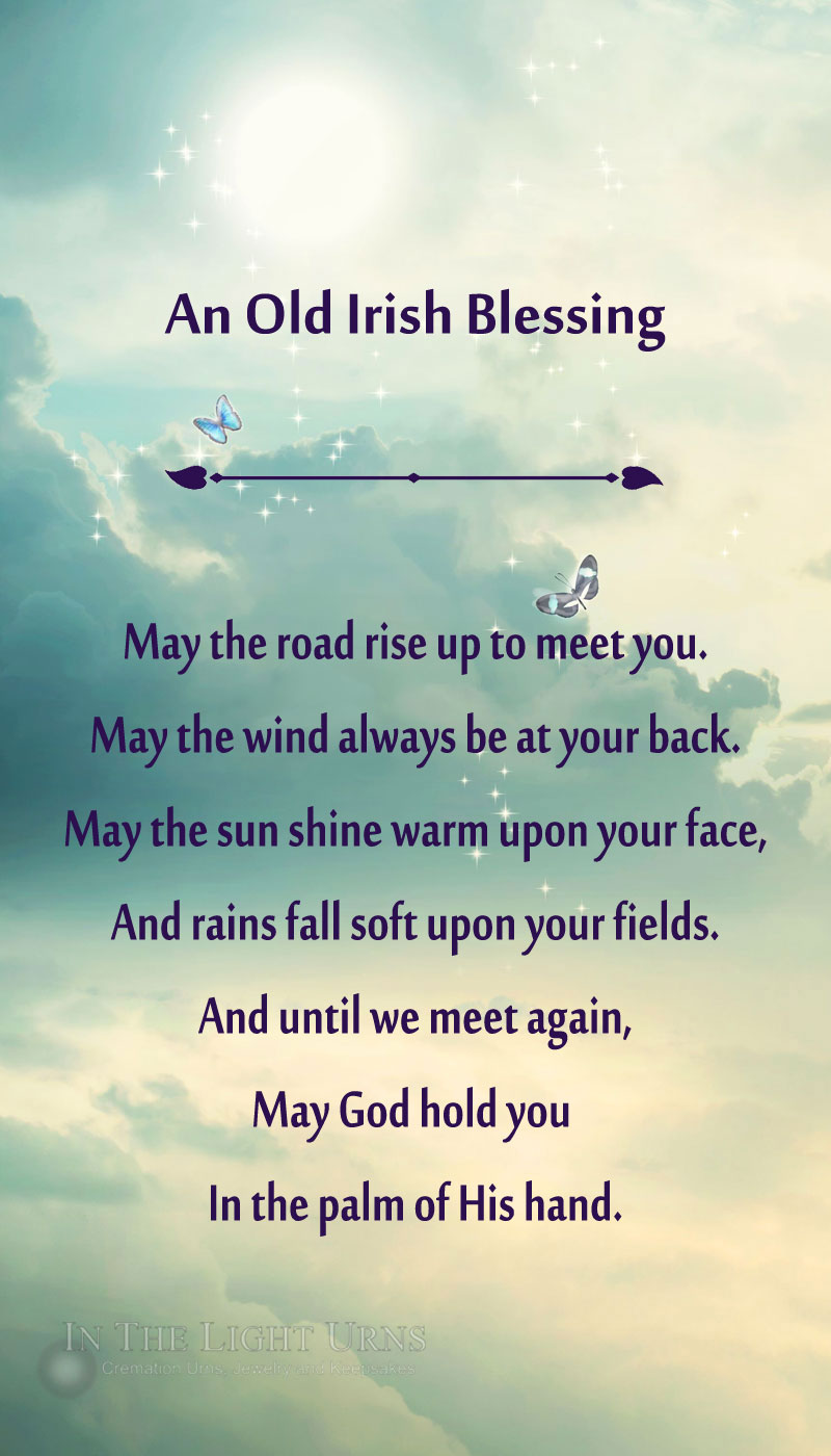 Magical Sky An Old Irish Blessing