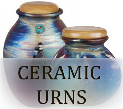 Ceramic Urns for ashes