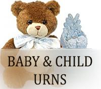 Infant & Children's Urns for ashes
