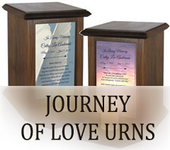 Journey of Love© Urns for ashes