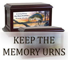 Keep The Memory® Urns for ashes