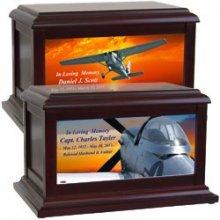 Air Craft | Bi Plane | Commercial Plane Urns