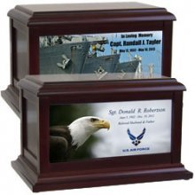 Veteran | Military | Police | Fire Fighter Urns